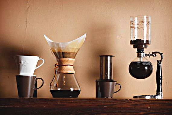 Macchine per il caffè - third wave of coffee
