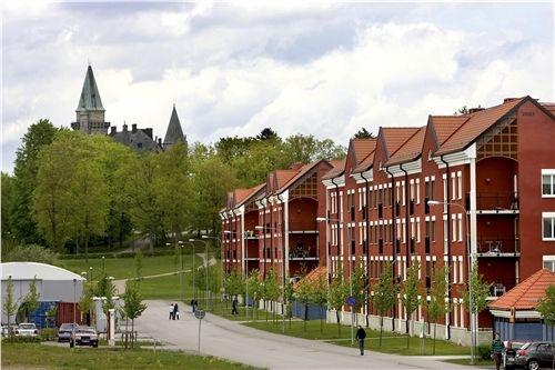Linnaeus University, Växjö. Beste Entscheidung dort zu studieren.