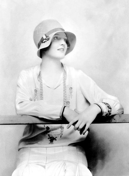 1920s daytime style