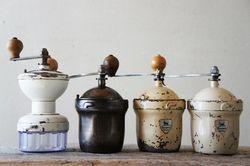 Peugeot coffee mills
