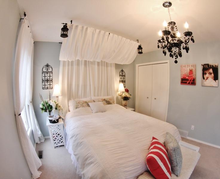 Master bedroom decorating ideas bedroom rachael edwards - Master bedroom decorating ideas pinterest ...