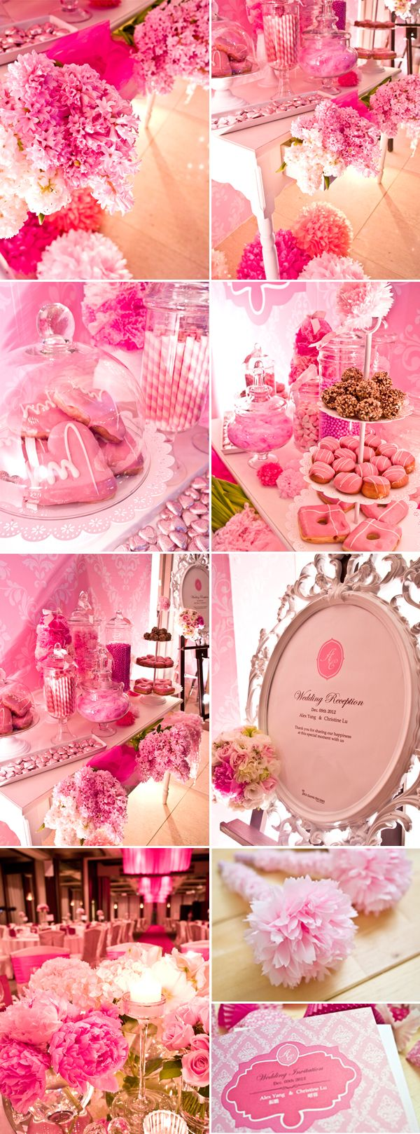 Sweet Pink Decoration