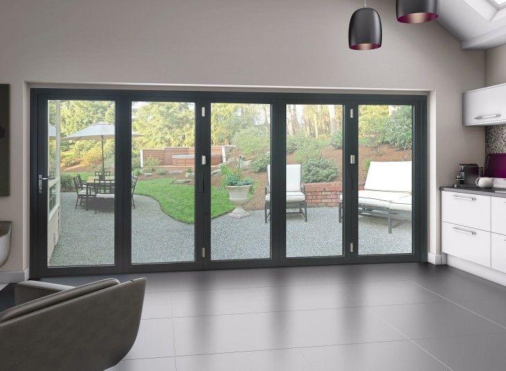 aluminium bi fold doors - Google Search & 31 best Aluminium Bi Fold Doors images on Pinterest | Bi fold doors ...