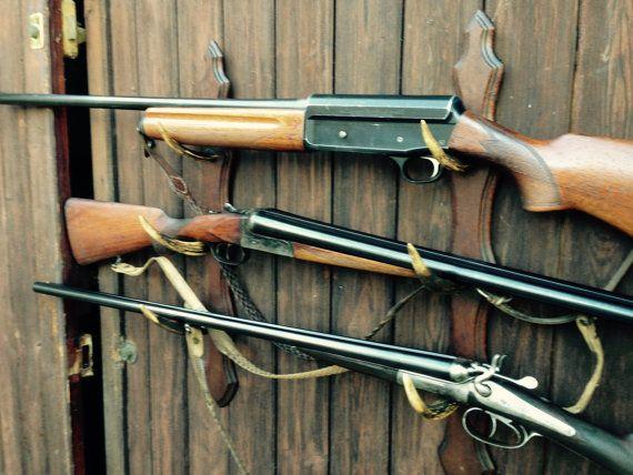 Rifle Rack//Gun Rack//French Antique//Antique by FoundAndFlogged