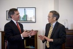 Former U.S. Energy Secretary Steven Chu Urges Canada And U.S. To Focus On Renewables