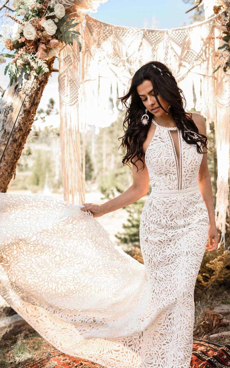 24++ Vintage bohemian wedding dress ideas in 2021