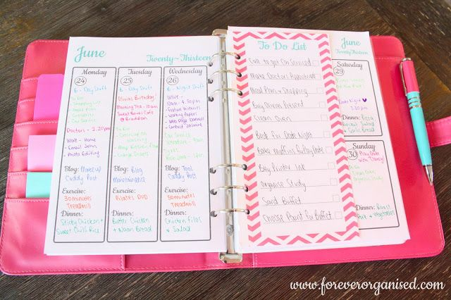 Tips on How to Organize your To Do Lists + Links to Free Weekly To Do List and The Big List Printables