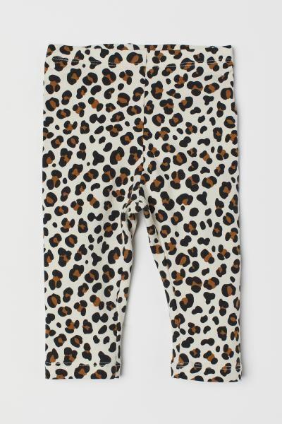 9efd061dff880d Leopard-print leggings | Baby | Leopard print leggings, Patterned ...