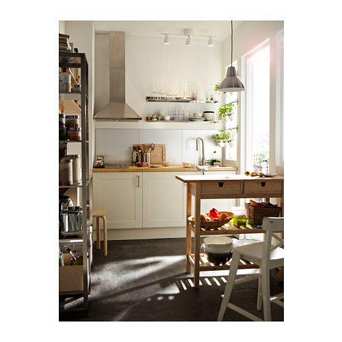 FÖRHÖJA Kitchen Cart IKEA Gives You Extra