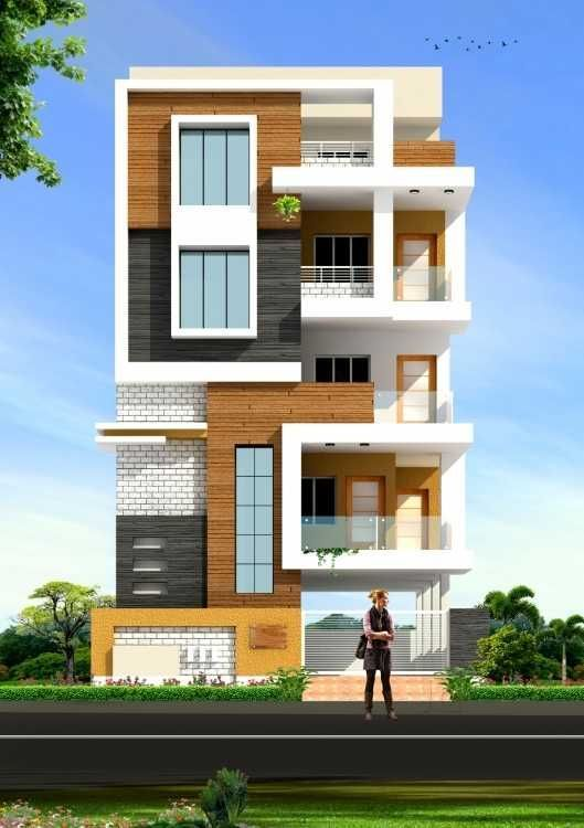 Small House Elevation Design, Modern Bungalow