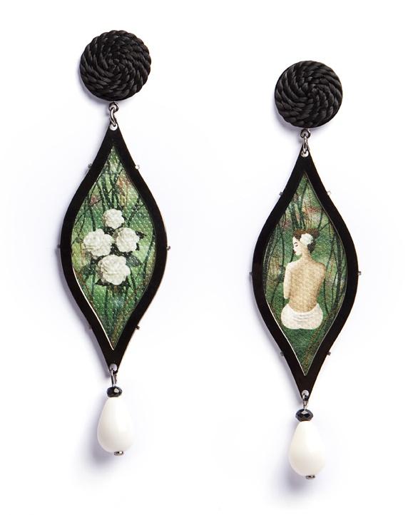 May Moma JEWELRY - Earrings su YOOX.COM 3YhMLWw9