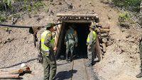 Noticias de Cúcuta: La Policía Nacional vigila la explotación minera