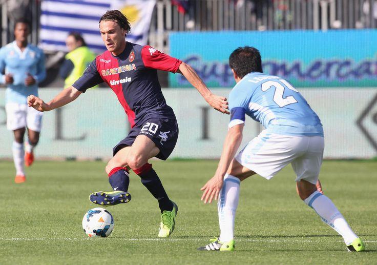 Cagliari Calcio v SS Lazio - Serie A - Pictures - Zimbio