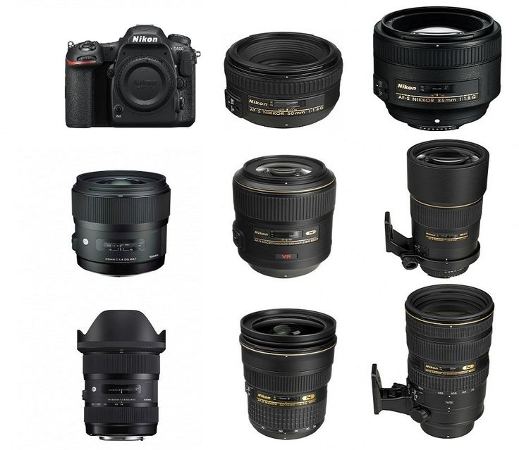Best Lenses for Nikon D500 DSLR camera. Looking for recommended lenses for your Nikon D500? Here are the recommended Nikon D500 lenses.