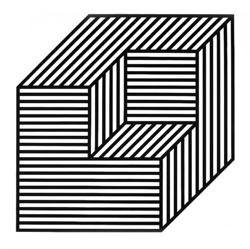 Drawings sol lewitt mraphic pinterest art for Minimal art sol lewitt