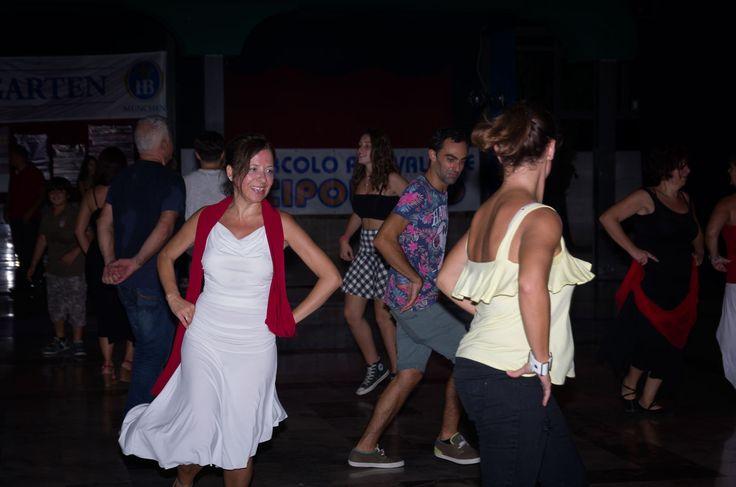 Oktoberfest 2015 Ciampino Pala Cavicchi  serata taranta
