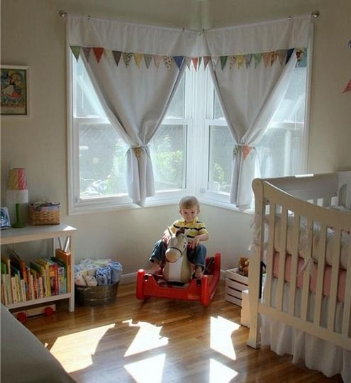 Simple Kids Room: 17 Best Ideas About Girls Room Curtains On Pinterest