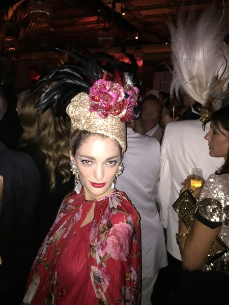 Mario Testino's 60th Birthday Party at the Chiltern Firehouse in London — Vogue