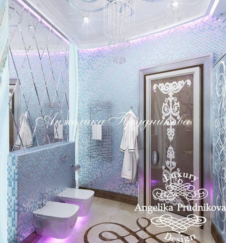 Стиль арт-деко в интерьере дома в КП «Миллениум Парк» - фото