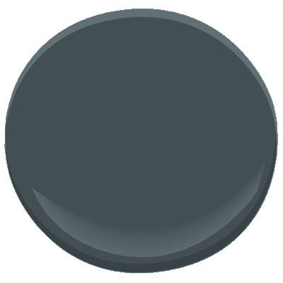 Nightstands. Lead gray 2131-30 This moody, midnight shade of deep gray adds a layer of masculinity to a library or gentleman's study.   (This color is part of our Candice Olson Designer Picks collection.)
