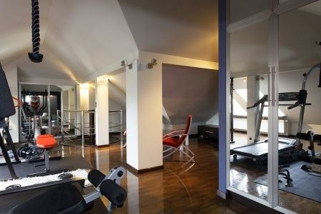 Exercise machines aren't just for the gym. More and more people are buying exercise machines, so they can workout in the privacy of their homes on their own schedule.