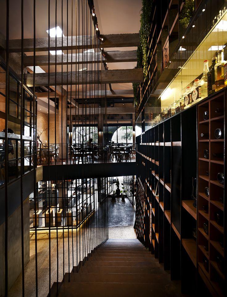 Common House by Ellyana Tse #restaurant #eatery #retail #interior #design