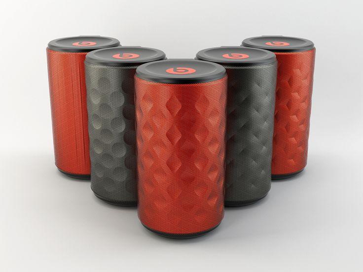 Beats Solo Speaker on Behance