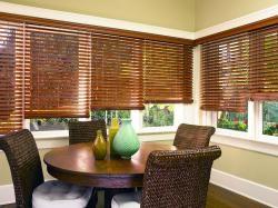 Hunter Douglas Everwood alternative wood blinds