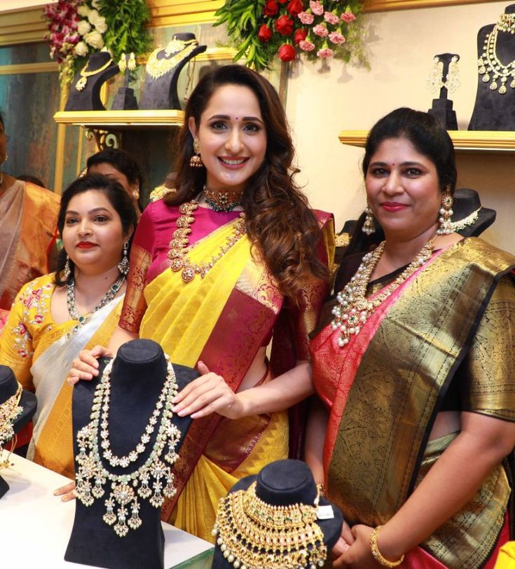 Pragya Jaiswal Pictures Indian jewellery design