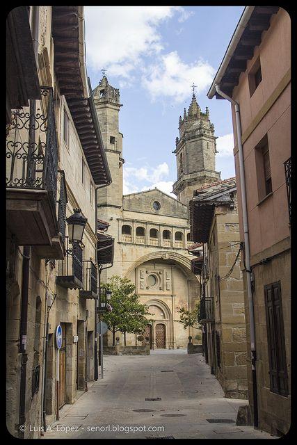 Elciego, Álava by Señor L - senorl.blogspot.com.es, via Flickr