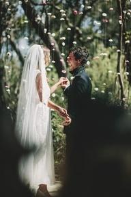 backdrop Melbourne Wedding