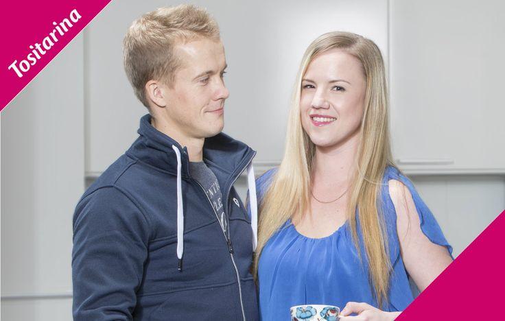 E-kontakti kokemuksia: Karina ja Pauli tapasivat palvelussa pari vuotta sitten ja uskovat, että ilman E-kontakti.fitä he eivät olisi koskaan tavanneet.