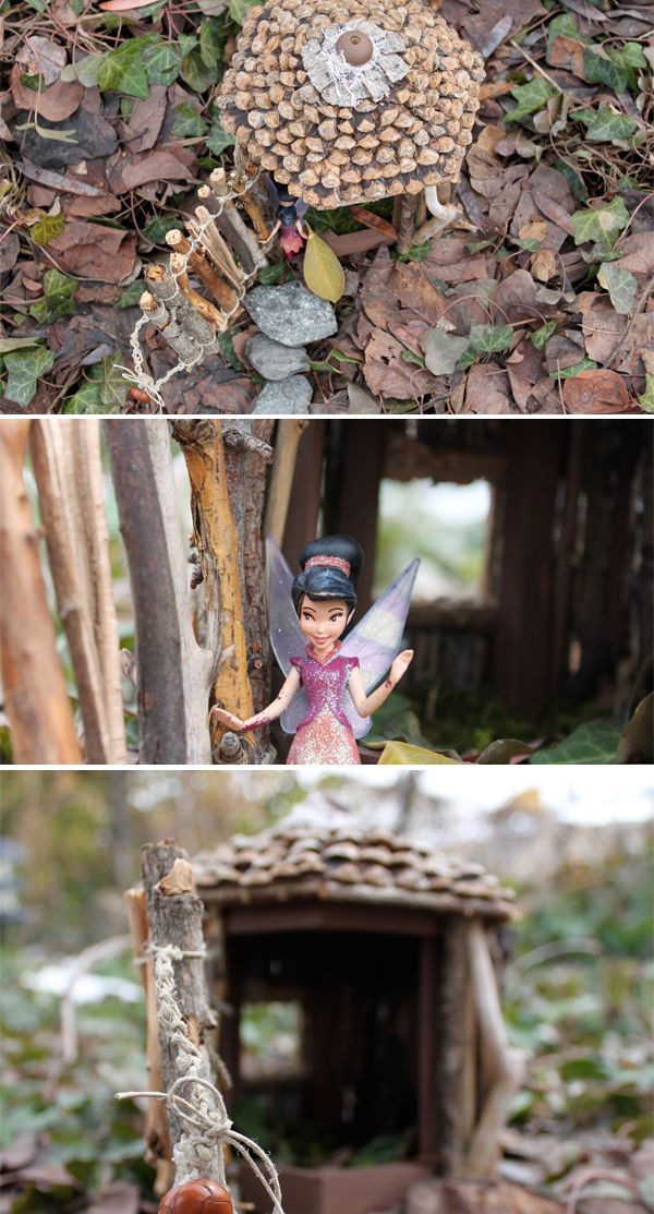 victorious archive: DIY FAIRY HOUSE