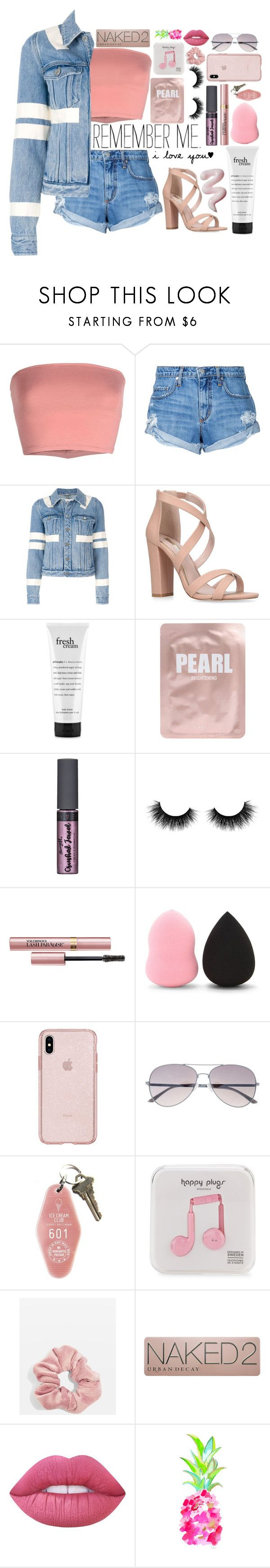"""""""Ugh Description Deleted"""" by juneisbest ❤ liked on Polyvore featuring Annarita N., Nobody Denim, Givenchy, Miss KG, philosophy, Lapcos, Artémes, L'Oréal Paris, Forever 21 and Happy Plugs"""
