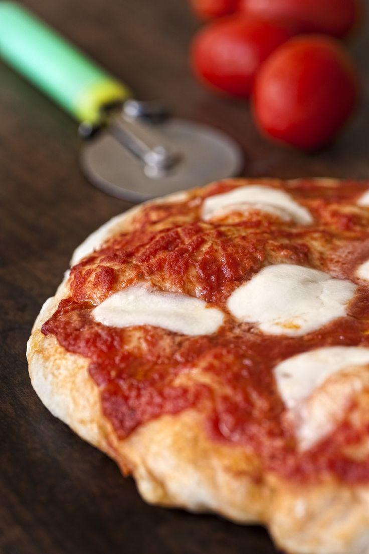 La pizza Margherita - (C) giulioriotta.com