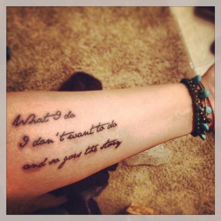 country song quotes tattoos - photo #34