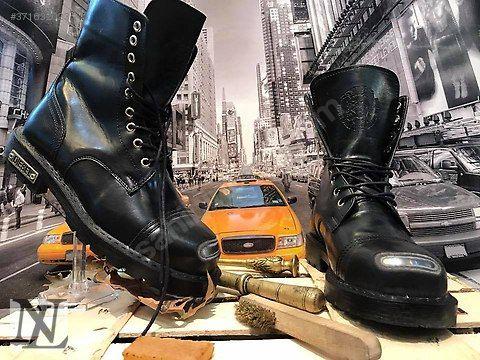 İkinci El ve Sıfır Alışveriş / Giyim & Aksesuar / Erkek / Ayakkabı / Bot & Çizme