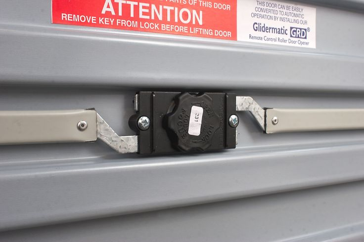 Security Locks For Roller Garage Doors