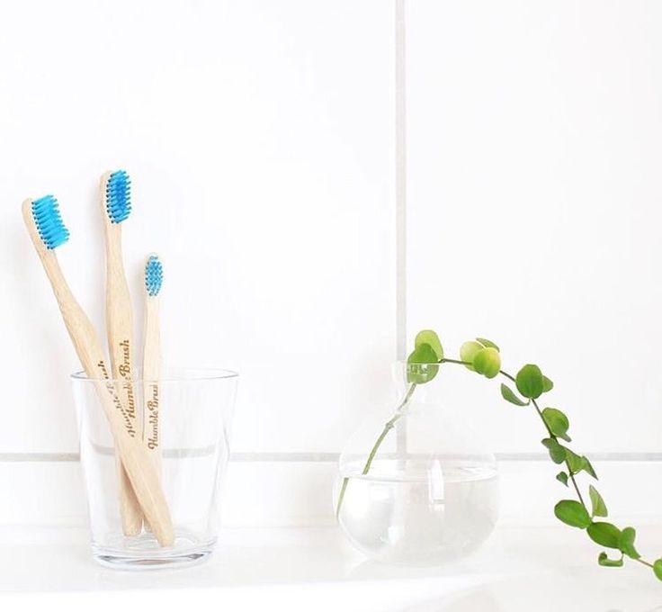 Tandborste BARN - Blå