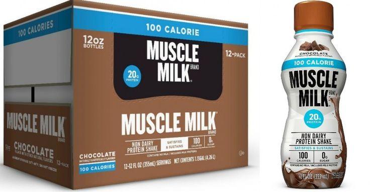 Amazon: Muscle Milk Protein Shakes 98¢ Each (lowest price!) - https://couponsdowork.com/amazon-deals/amazon-muscle-milk-protein-shakes-98%c2%a2-each-lowest-price/