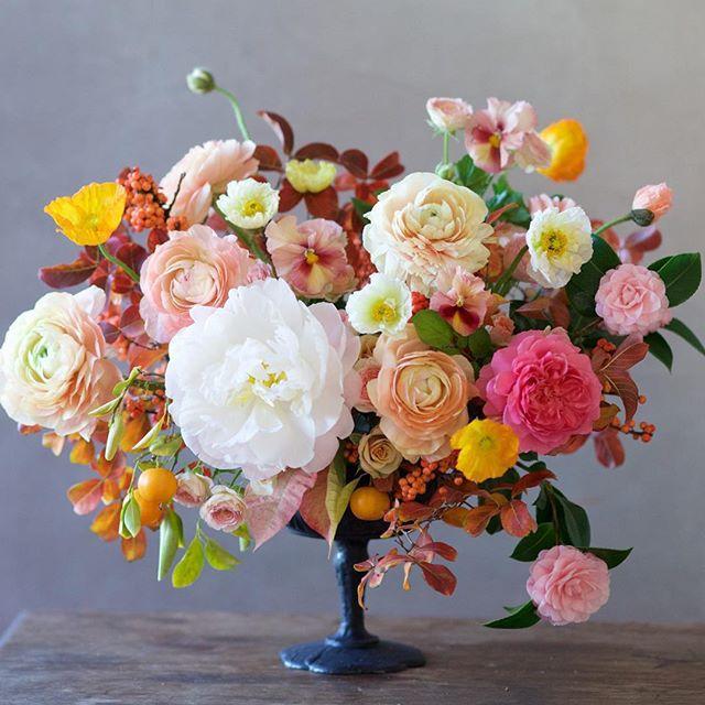 Kiana Underwood   Tulipina   Floral Designer #tulipina November #2015
