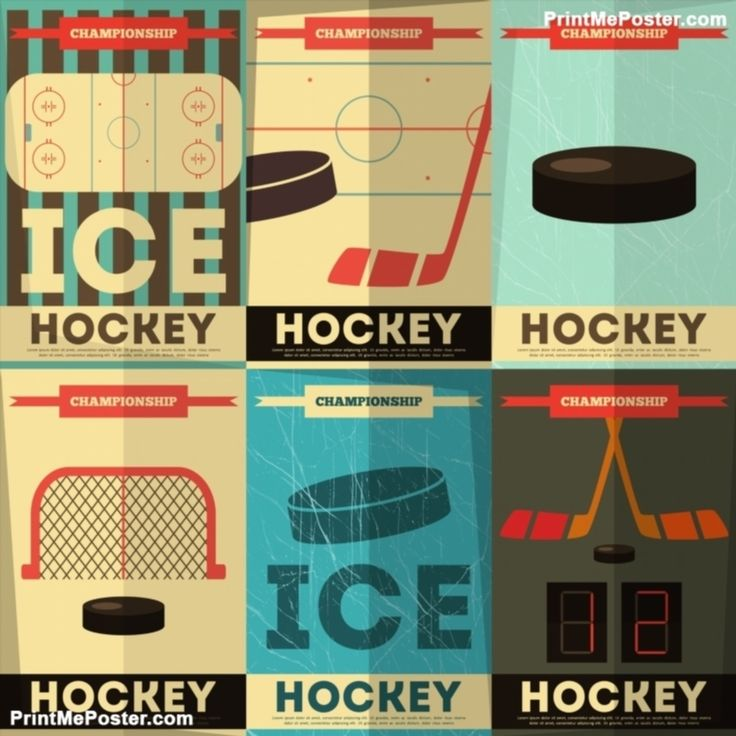 Hockey Posters poster #poster, #printmeposter, #mousepad