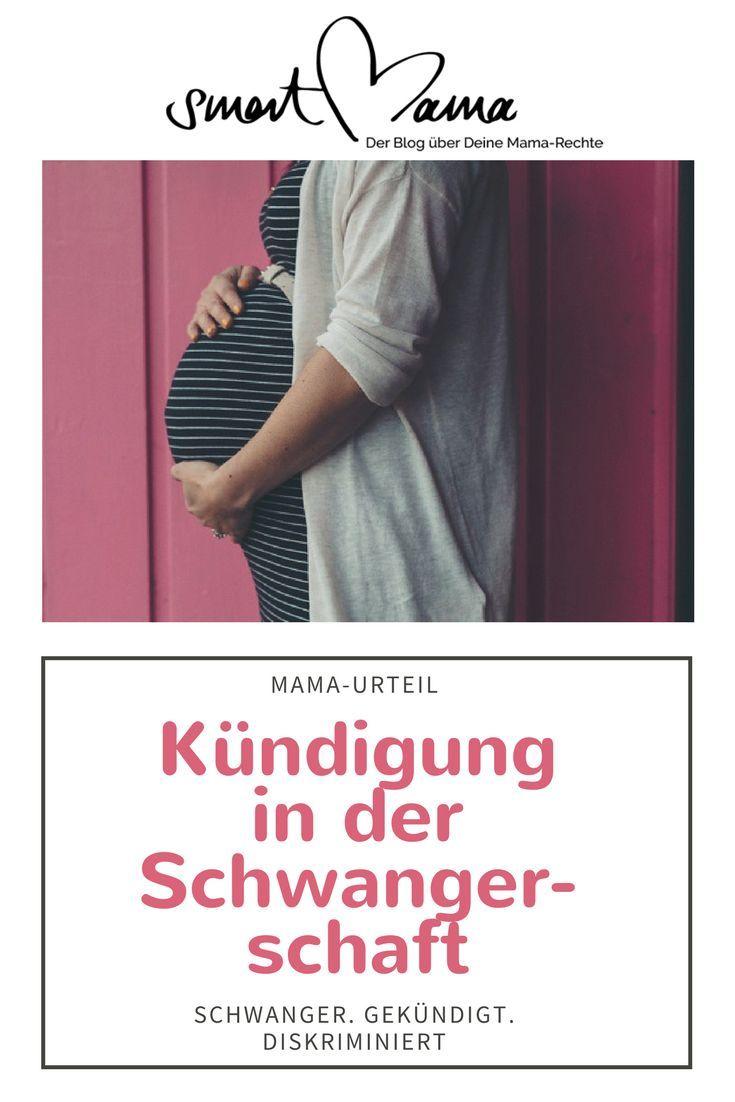 Mama Urteil Schwanger Gekündigt Diskriminiert Urteil