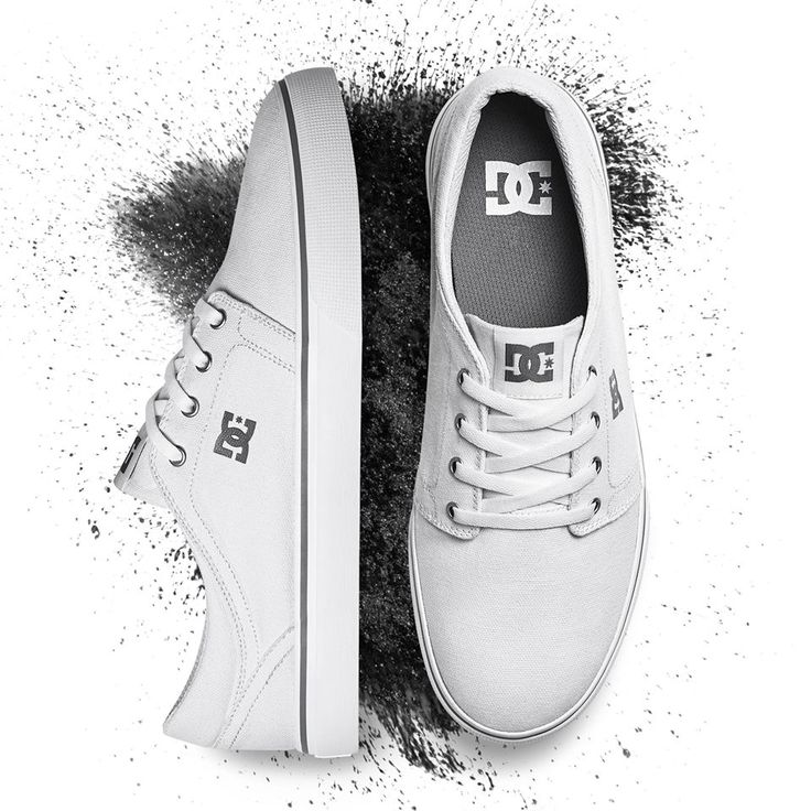 DC Shoes | White Trase TX