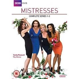 http://ift.tt/2dNUwca | Mistresses - Series 1-3 DVD | #Movies #film #trailers #blu-ray #dvd #tv #Comedy #Action #Adventure #Classics online movies watch movies  tv shows Science Fiction Kids & Family Mystery Thrillers #Romance film review movie reviews movies reviews