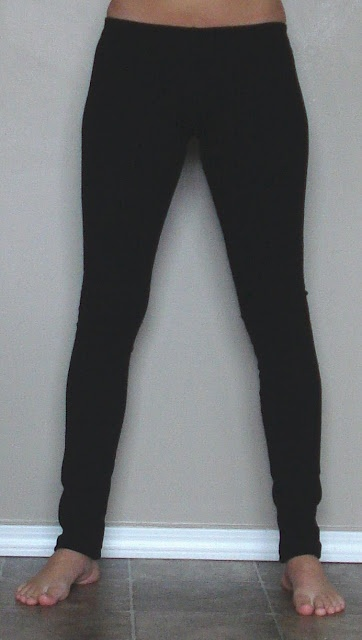 DIY Leggings    Think Ill try this for a few costumes I have in mind.