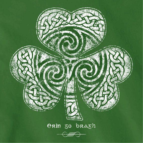 Irish St Tattoo: 25+ Great Ideas About Shamrock Tattoos On Pinterest