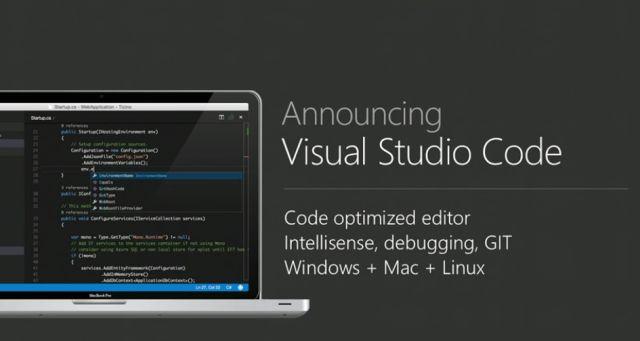 Microsoft Visual Studio ahora es multiplataforma - http://www.esmandau.com/171938/microsoft-visual-studio-ahora-es-multiplataforma/#pinterest
