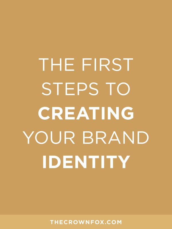 TheCrownFox | www.TheCrownFox.com | Branding + Design | Creating Your Brand Identity + Inspiration Boards