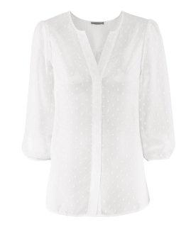H&M; blouse